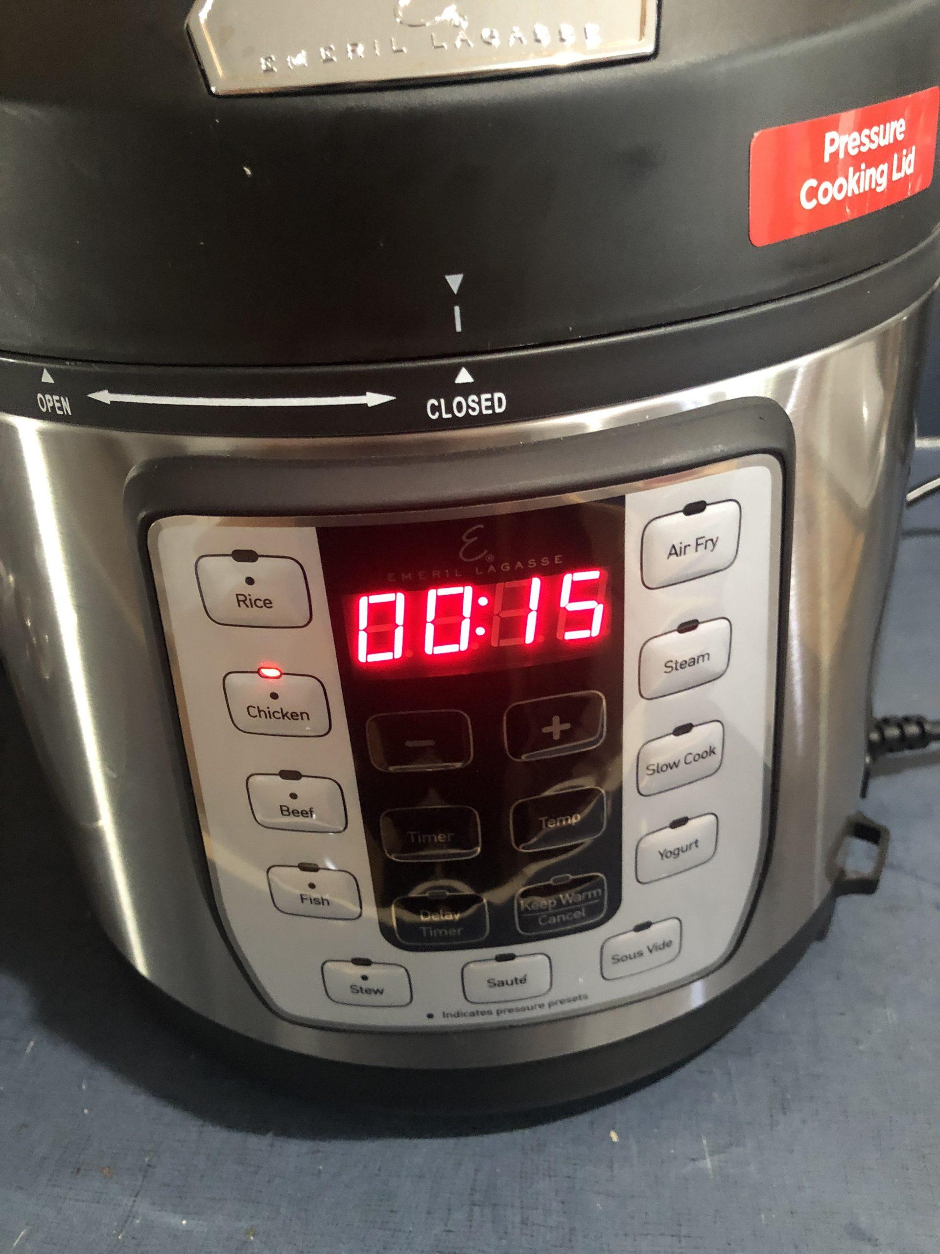 Mar 31 Wicked Fancy Cakes Longmire Air Fryer Mix 95 9